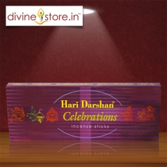 Incense Sticks Hari Darshan Celebrations