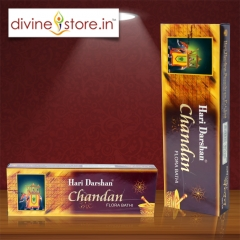 Chandan Incense Sticks Hari Darshan