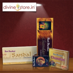 Hari Darshan Chandan Incense Sticks and Dhoop